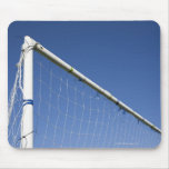 Football goal 2 mouse pad