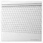 Football goal 3 ceramic tiles