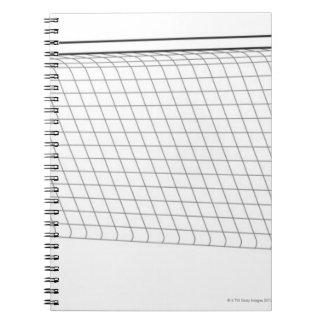 Football goal 3 notebook