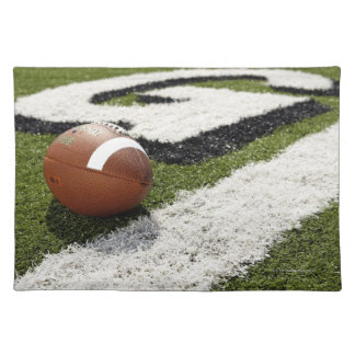 Football Goal Line Placemats
