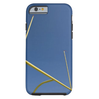 Football Goal Post 2 Tough iPhone 6 Case