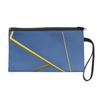 Football Goal Post 2 Wristlet Purse