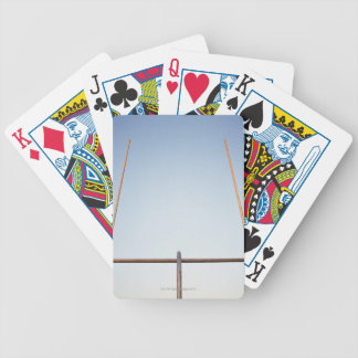 Football Goal Post Bicycle Playing Cards