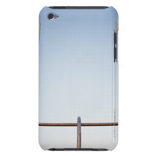 Football goal post barely there iPod case