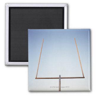 Football Goal Post Magnet