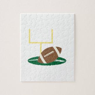 Football Goal Jigsaw Puzzles