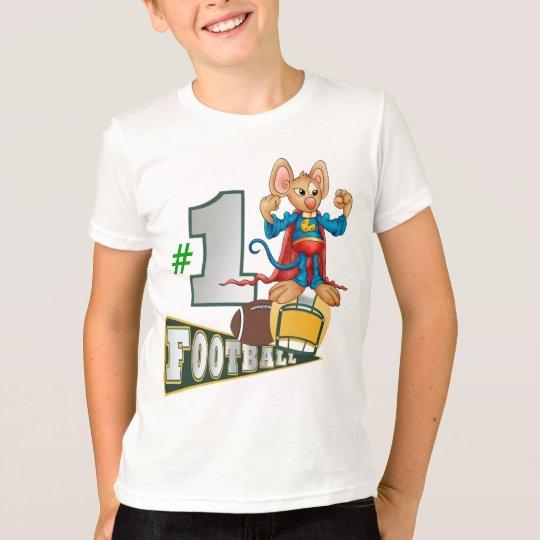 Football  Green and Yellow Champion Shirt - SRF