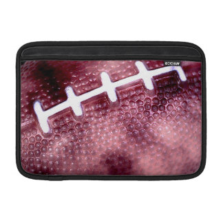 Football Grunge Style MacBook Air Sleeve