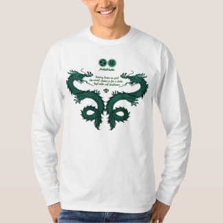 Football Haiku #1 (White) T-Shirt