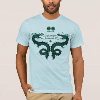 Football Haiku #2 (Light Blue) T-Shirt