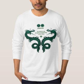 Football Haiku #6 (White) T-Shirt