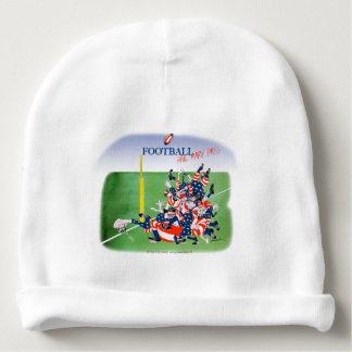 Football 'hail mary pass', tony fernandes baby beanie