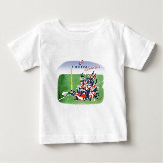 Football hail mary pass, tony fernandes baby T-Shirt