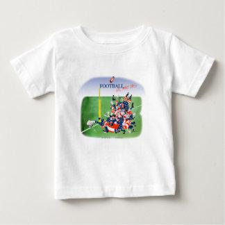 Football 'hail mary pass', tony fernandes baby T-Shirt
