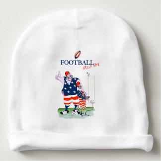 Football hall of fame, tony fernandes baby beanie