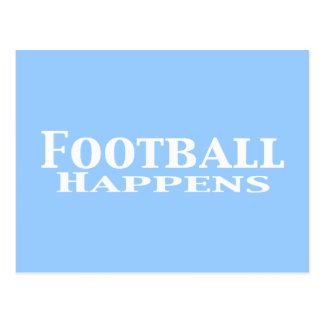 Football Happens Gifts Postcard