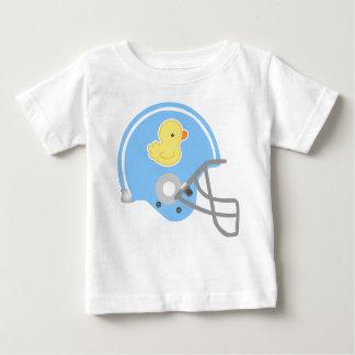 Football Helmet Baby Boy Tee Shirt