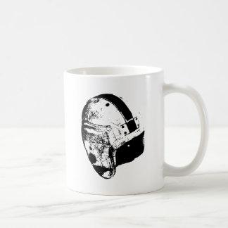 football-helmet coffee mug