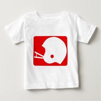 football helmet logo baby T-Shirt