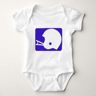 football helmet logo t shirt