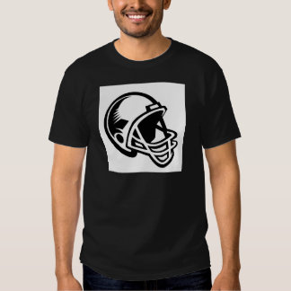 Football helmet logos T-Shirt