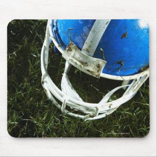 Football Helmet Mouse Pad