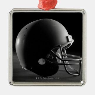 Football helmet christmas ornaments
