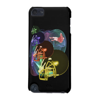 Football Helmets iPod Touch (5th Generation) Cover
