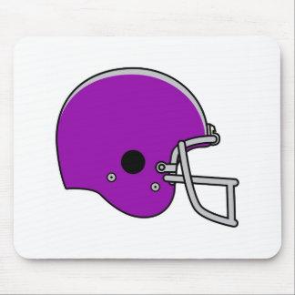 football helmets mouse pad