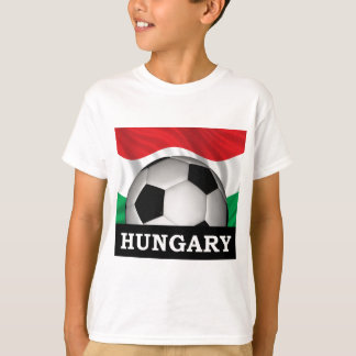 Football Hungary T-Shirt