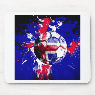 football Iceland Mouse Pad