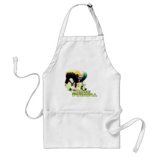 Football iGuide Down the FIeld Adult Apron