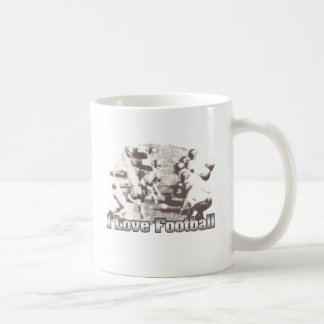 Football iGuide End Zone Coffee Mug
