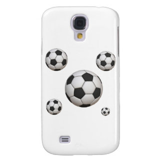 Football Image Galaxy S4 Cover