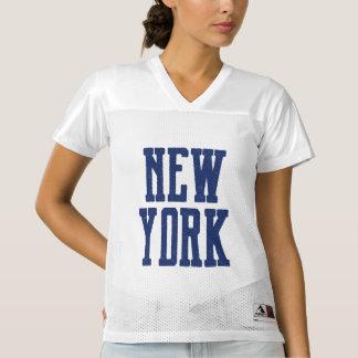 FOOTBALL inspired NEW YORK Jersey
