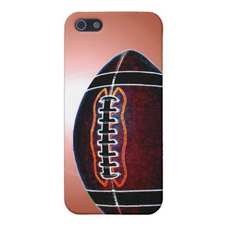 Football iPhone Cases - iPhone 4g iPhone 5 Covers