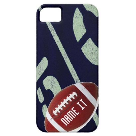 Football iPhone SE/5/5s Case