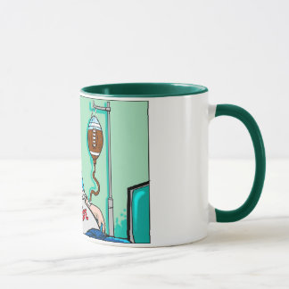 Football is Life Drew Litton Coffee Mug