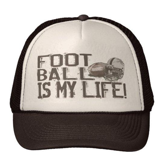Football is My Life Trucker Hat