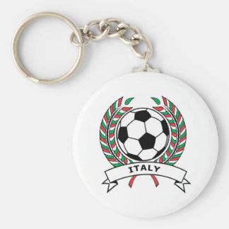 Football Italy Keychain