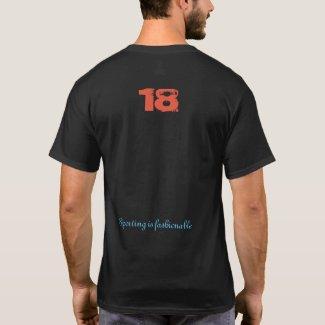 Football Jersey 2 T-Shirt