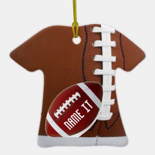 Football jersey ceramic T-Shirt decoration