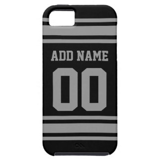 Football Jersey - Customize with Your Info iPhone SE/5/5s Case