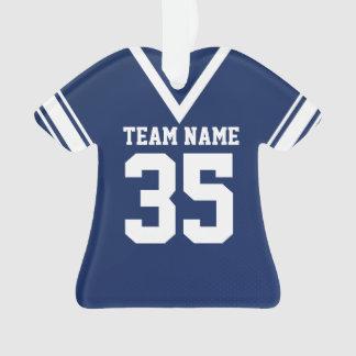 Football Jersey Dark Blue Uniform
