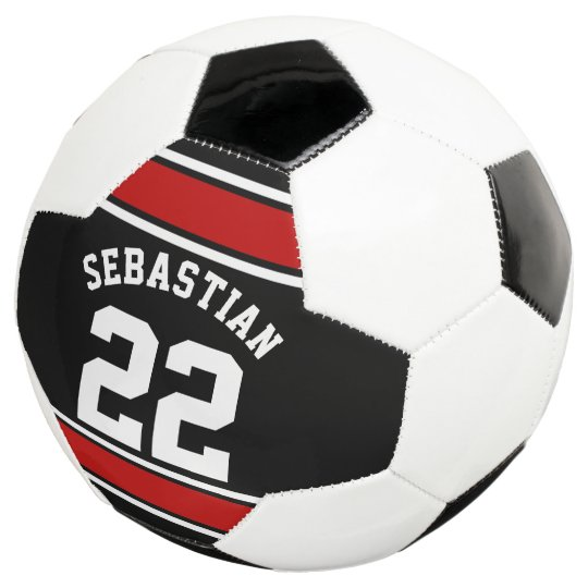 Football Jersey Novelty Personalized Soccer Ball Zazzlecom
