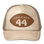 Football Jersey Number 44 Gift Idea Trucker Hat
