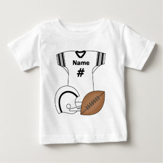 Football Jersey Post Your Number T-shirt