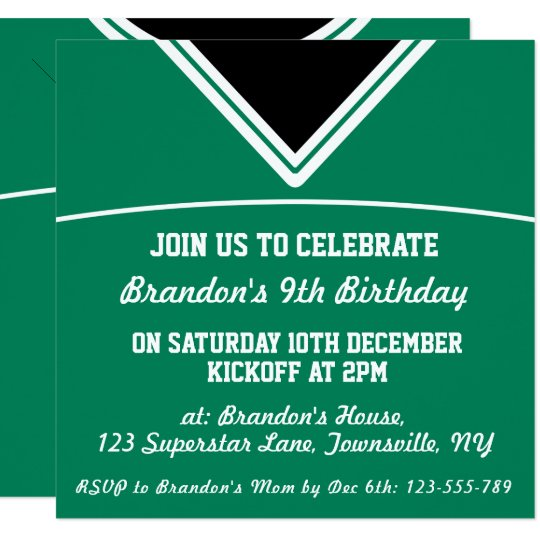 Football jersey themed party invite template lax zazzle football jersey themed party invite template lax stopboris Image collections