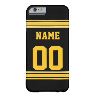 Football Jersey with Area To Barely There iPhone 6 Case