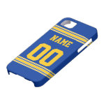 Football Jersey with Area To Customize iPhone 5 Case